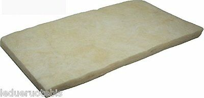 SHEET WOOL ROCK FOR SILENCER SCOOTER 600x320x30mm piaggio aprilia yamaha