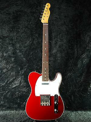 Fender Japan Exclusive Series / Classic 60's Telecaster Custom CAR Red