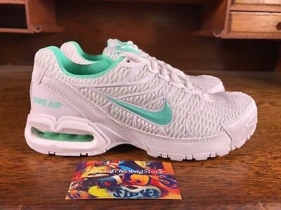 06b6158f1a4d0 Womens Nike Air Max Torch 4 Running Shoes White Turquoise 343851-100 All  Sizes