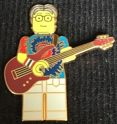 """Grateful Dead-""""Lego Phil Lesh""""  Pin Limited Edition Sold Out"""