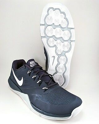 89971f5f1d3a Nike Lunar Prime Iron II Running Mens Size 11.5 12 13 908969-400 FREE  PRIORITY
