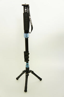 Sirui EP-204S Photo Video Monopod Load 8kg 17lb with Mini Tripod -> USA Shipping