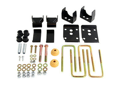 Bell Tech 6446  Leaf Spring Over Axle Conversion Kit