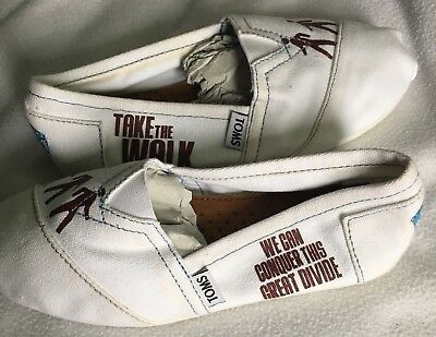 Hanson Brand New Rare Toms Shoes Womens Size 6.5