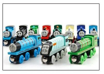 Thomas The Tank Engine &  His Friends Wooden Trains Brio Compatible Uk Seller