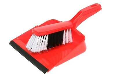 Dustpan Set Plastic Blue Commercial Domestic Laundry Sweeping Dirt