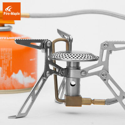 Fire Maple Gas Stove Outdoor Camping Split Gas Burners Stoves Stainless Steel