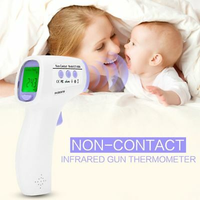 Handheld LCD Digital Temperature Thermometer Infrared Laser Non-Contact IR Gun