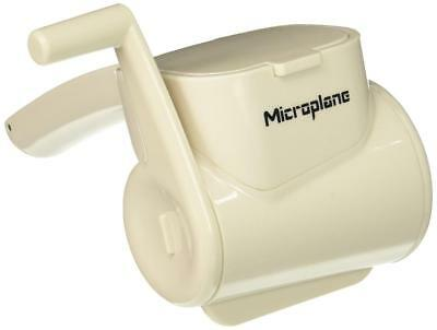 Microplane 39304 Fine Rotary Grater White