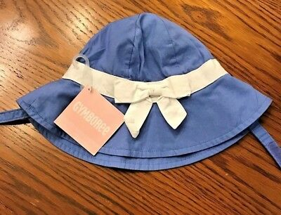 Gymboree Baby Hat New with tag. Blue