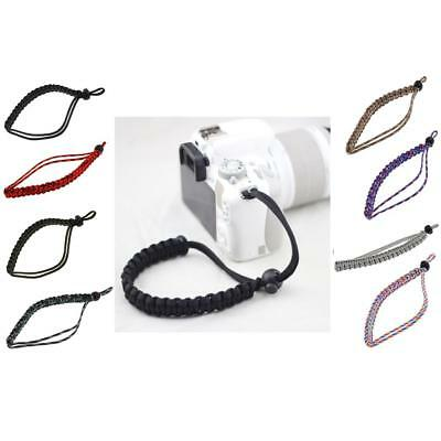 Pack of 8 Nylon Paracord Adjustable Binoculars Camera Wrist Strap/ Bracelet