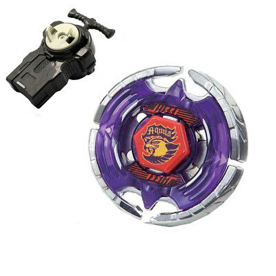 Metal Fusion Fight Beyblade BB47 Earth Eagle (Aquila) + Power Launcher go