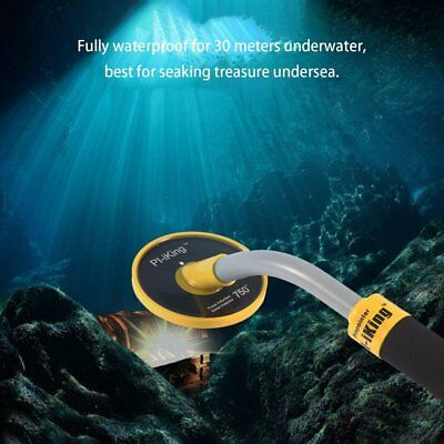 PI-iking 750 Metal Detector Waterproof Pulse Induction Hand Held Pinpointer RA