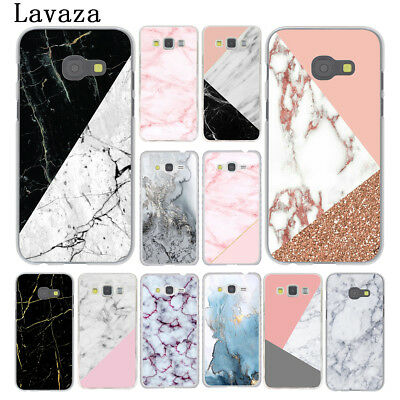 marble print Soft case phone Back cover for Samsung Galaxy A5 A3 2015 2016 2017