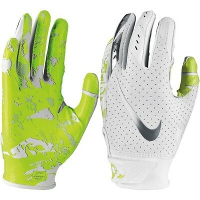 677424ad7 NIKE YOUTH VAPOR Jet 5.0 Football Receiver Gloves - NWT -  19.99 ...