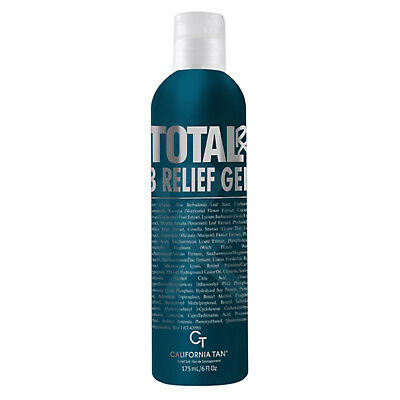 "California Tan ""Total RX Relief Gel"" 175 ml Step 3 After Sun  Solarium Sonne"