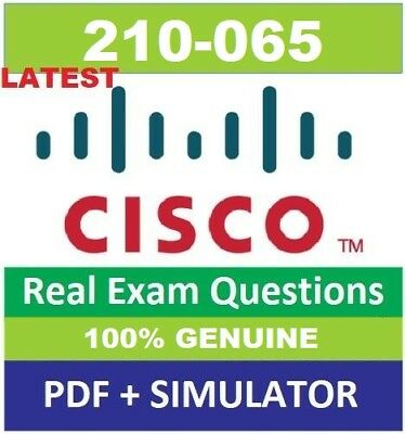 CISCO CIVND 210-065  exams questions pdf and simulator