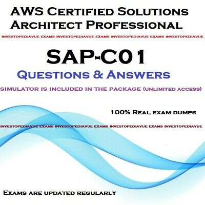 AWS Certified Solutions Architect Professional SAP-C01  exam dumps and simulator