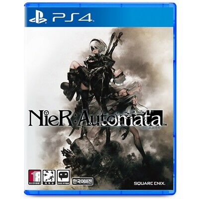 [Brand New] PS4 Nier Automata Korean Version With Free Gifts
