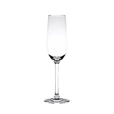 Thunder Group PLTHCP007C 7 oz Clear Polycarbonate Champagne Glass