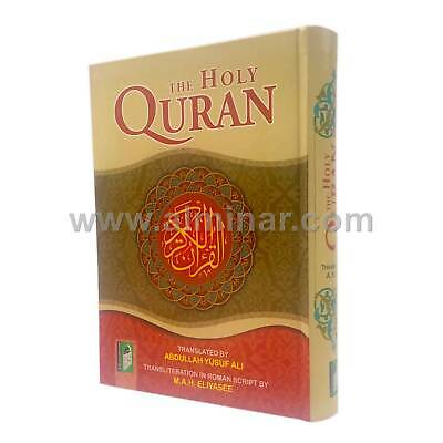 The Holy Qur'an Arabic/English/Transliteration - Two Color
