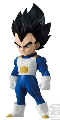 Dragon Ball Super Vegeta Candy Toy Adverge Vol. 6 Bandai New Nueva