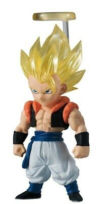 Dragon Ball Z Gogeta Ss Candy Toy Adverge Vol. 6 Bandai New Nueva