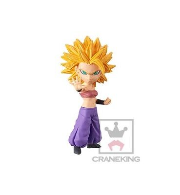 Dragon Ball Super Caulifla Ss2 Dbssb 11 Wcf Saiyans Bravery Vol. 2 Banpresto New
