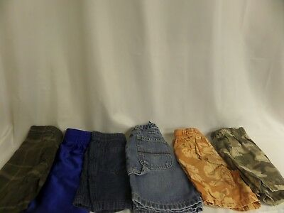 Lot Of Boys 3T Shorts Childrens Place,carters, Okie Dokie,jumping Beans & Circo