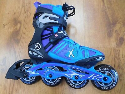 K2 VO2 90 Womens inline skates NEW nib ladies skate x-training SALE! blades