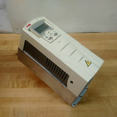 ABB ACS550-U1-012A-4 Variable Frequency Drive, 7.3 HP 3 PH 48/63 HZ 380/480V