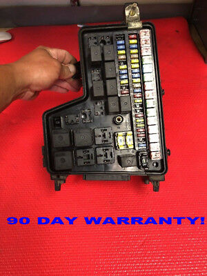 Dodge Ram 1500 Tipm Totally Integrated Power Module Fuse Box 5026034Ab # 1388