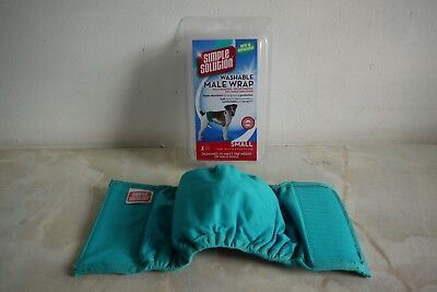 Simple Solution Washable Male Wrap For Dogs Size - Small