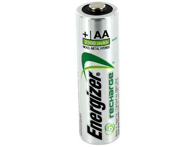 Energizer Rechargeable Power Plus AA/AAA Batteries 2 Pack 1.2V 800/2300 Battery