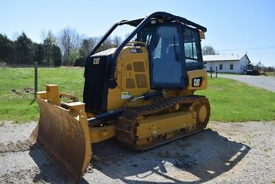 2016 Caterpillar D3K2 XL Tractor Lightly Used Factory Warranty Only 204 Hours!