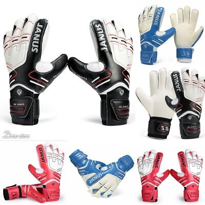 Professional Goalkeeper Gloves Finger Protection Thickened Latex Soccer Football