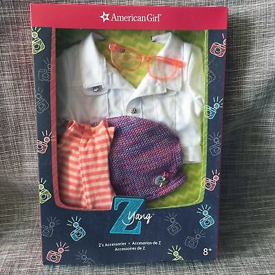 American Girl Z Yang's Accessories In-Pack for 18-inch Dolls