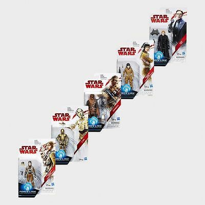 NEW Star Wars Force Link-Activated Figure Assorted � & ™ Lucasfilm Ltd.