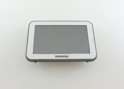"""Samsung BrightVIEW Wireless Tilt Video Baby Monitor 5"""" Touch SEW-3043W See Desc"""