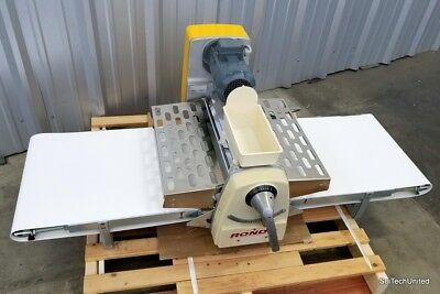 Rondo Dough Sheeter, Bakery Table Top Laminating Croissant Machine Rds 503