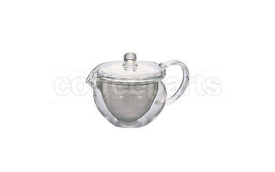NEW Hario 300ml Green Tea Teapot Kyusu (chjmn-30t)