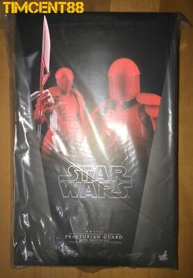 Ready Hot Toys MMS453 Star Wars The Last Jedi Praetorian Guard With Heavy Blade