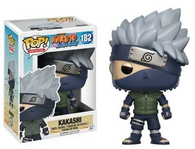 Funko Pop! Animation 182 Naruto Shippuden Kakashi Vinyl Action Figures FU12450