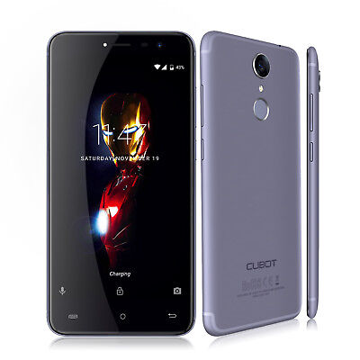 5.2'' Cubot Note Plus 4G Smartphone 3GB+32GB Android Dual SIM Handy Ohne Vertrag