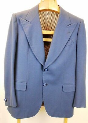 Vintage Custom-Made Angelo Litrico Suit Size 42