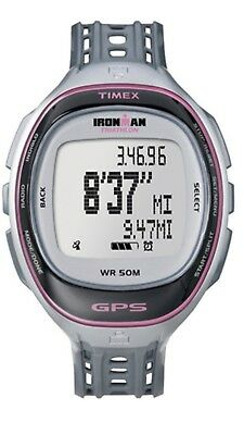 Ironman Timex GPS Run trainer watch,heart rate monitor.Brand new without box
