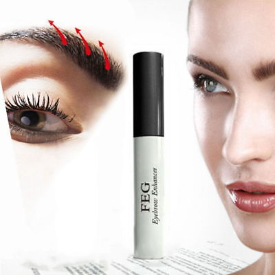 FEG Eyebrow Original 3ml Enhancer Brush Rapid Growth Serum Liquid EyeLash Oil