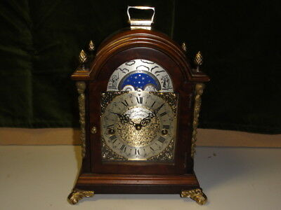 Special westminster mantel clock  Hermle  Thomas London.