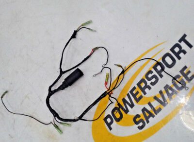MERCURY FORCE OUTBOARD Wiring Harness Main Wire Loom 92 93 94 95 96 on mercury tach wiring, mercury wiring diagrams, mercury wiring color code, mercury harness part number, mercury voltage regulator,