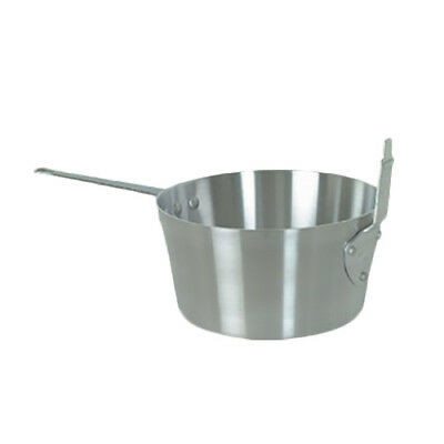 Thunder Group ALSF003 10 Qt Aluminum Fry Pot w/ Stem Catcher fits SLFB001